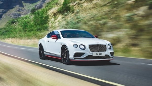 2017 bentley continental gt v8 s black edition review top speed. Black Bedroom Furniture Sets. Home Design Ideas
