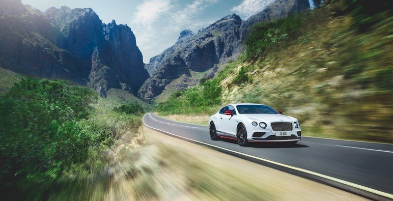 2017 Bentley Continental GT V8 S Black Edition