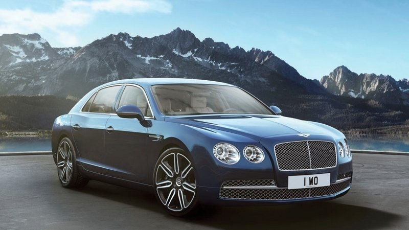 2017 Bentley Flying Spur Limited Edition By Mulliner