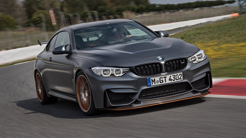 BMW Built More M4 GTS Models Than Planned