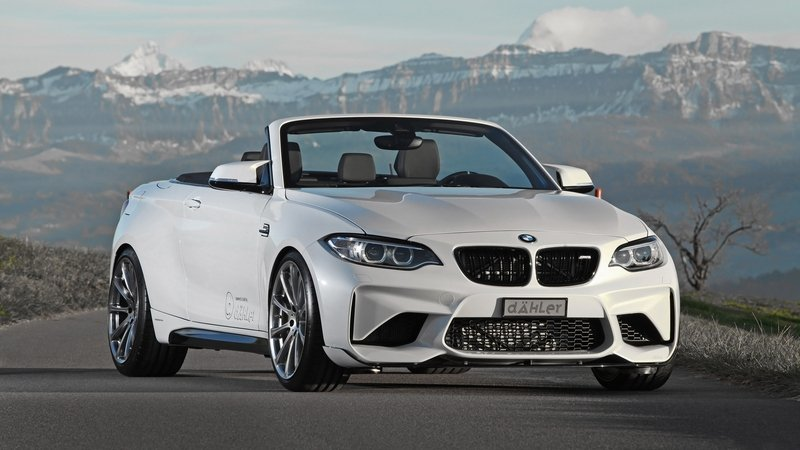 2017 BMW M2 Convertible by Dähler Design & Technik GmbH