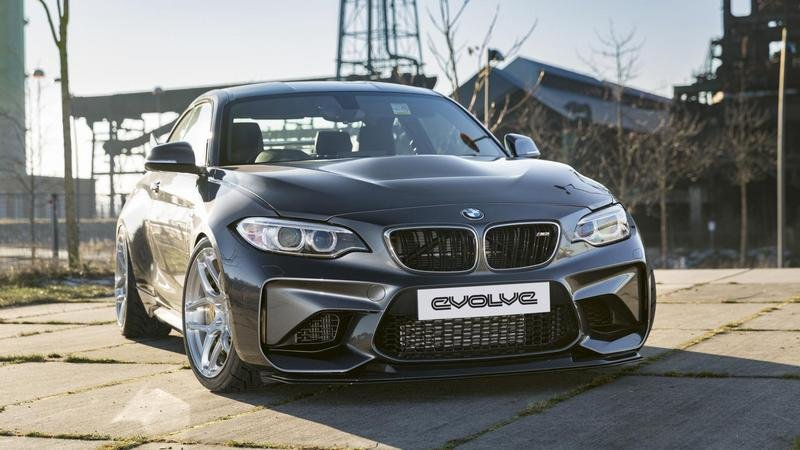 "2016 BMW M2 ""GTS"" by Evolve Automotive"
