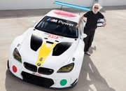 2017 BMW M6 GTLM Art Car - image 697391