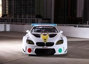 2017 BMW M6 GTLM Art Car - image 697390