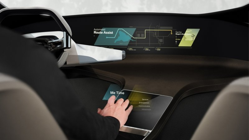 BMW Steps Into New Frontier With HoloActive Touch System