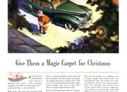 Celebrate Christmas With These Cool, Vintage Car Ads - image 699266