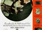 Celebrate Christmas With These Cool, Vintage Car Ads - image 699258