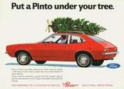 Celebrate Christmas With These Cool, Vintage Car Ads - image 699262