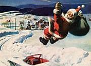 Celebrate Christmas With These Cool, Vintage Car Ads - image 699265