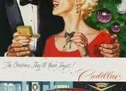 Celebrate Christmas With These Cool, Vintage Car Ads - image 699257