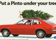 Celebrate Christmas With These Cool, Vintage Car Ads - image 699312