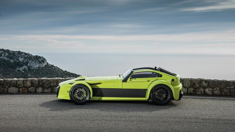 2017 Donkervoort D8 GTO-RS Special Editions