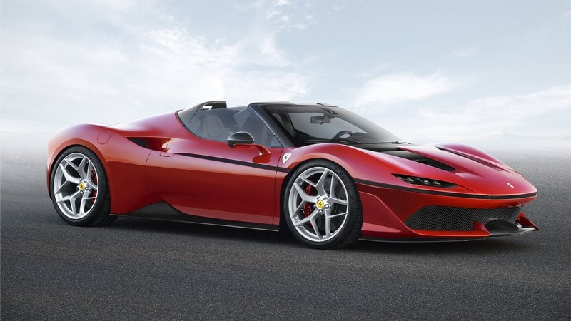 Ferrari's Special Projects Unit Has Created Some Sick One-Off Models