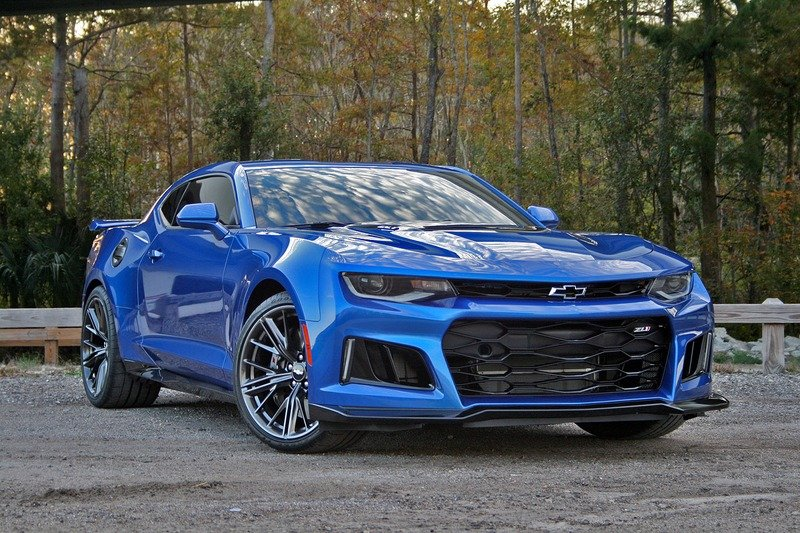 First Drive: 2017 Chevrolet Camaro ZL1 High Resolution Exterior - image 698365
