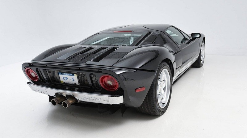 First Functional Ford GT Prototype to be Auctioned in January High Resolution Exterior - image 699692