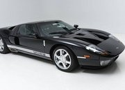 First Functional Ford GT Prototype to be Auctioned in January - image 699695