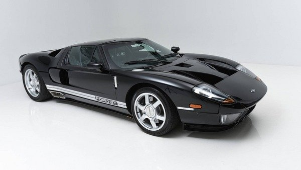 first functional ford gt prototype to be auctioned in january - DOC699695