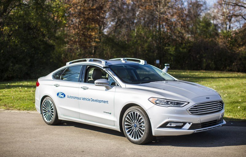 Ford to Show up at CES and NAIAS with an Autonomous Surprise
