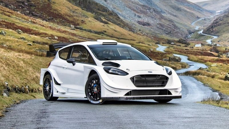 2017 Ford Fiesta WRC High Resolution Exterior - image 698293