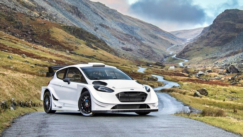 2017 Ford Fiesta WRC High Resolution Exterior - image 698026