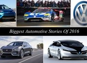 Gas Guzzlers, An iPhone On Wheels, Robocars, And The Ultimate Trump Card – The Biggest Automotive Stories Of 2016 - image 699279