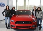 Guess What! Your Ford Mustang is a Girl Car - image 699046