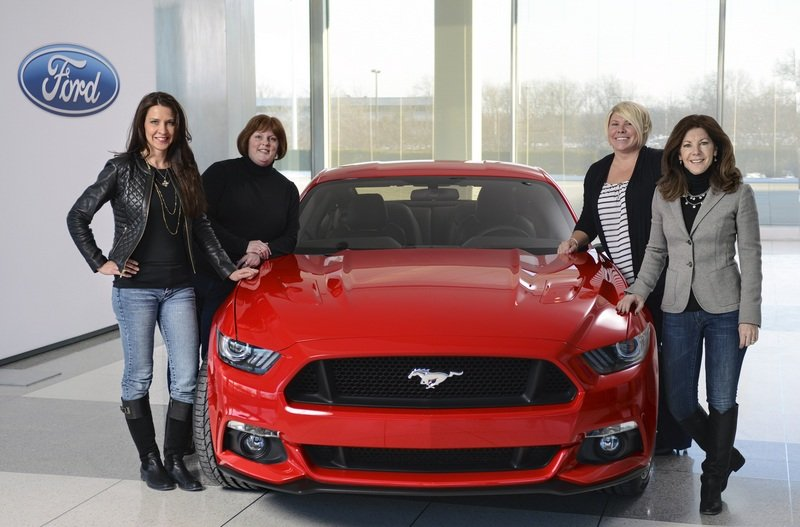 Guess What! Your Ford Mustang is a Girl Car High Resolution Exterior - image 699046