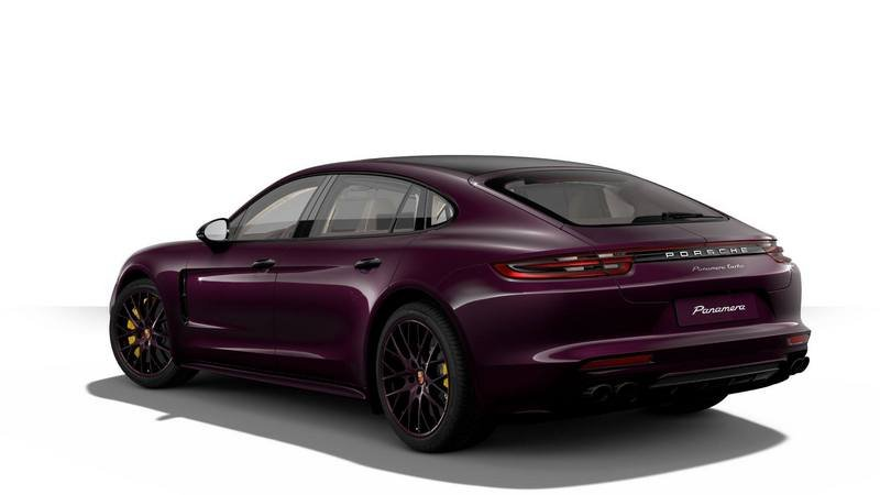 How High Can You Price Your Porsche Panamera Turbo Executive?
