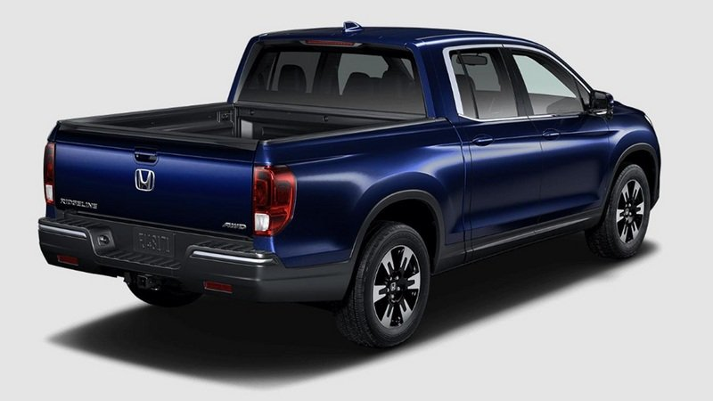 How We'd Spec It: 2017 Honda Ridgeline High Resolution Exterior - image 698811