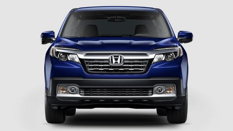 How We'd Spec It: 2017 Honda Ridgeline High Resolution Exterior - image 698812