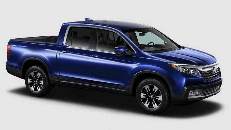 How We'd Spec It: 2017 Honda Ridgeline High Resolution Exterior - image 698810