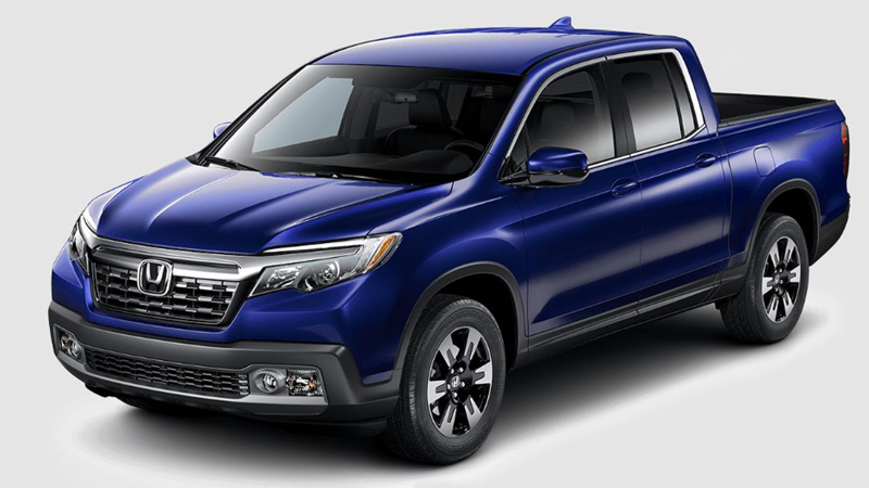 How We'd Spec It: 2017 Honda Ridgeline