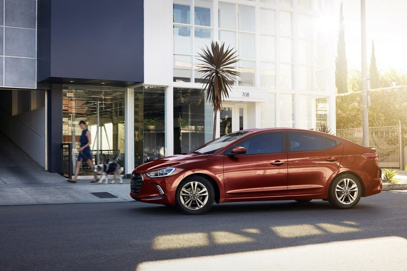 2017 Hyundai Elantra Value Edition High Resolution Exterior - image 698074