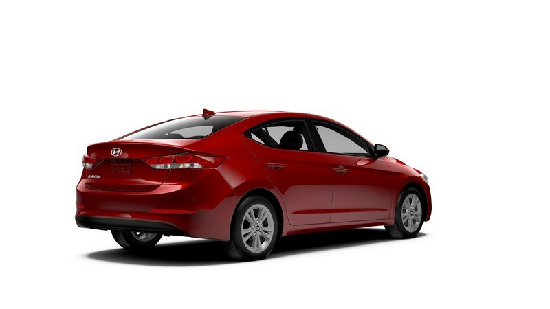 2017 Hyundai Elantra Value Edition High Resolution Exterior - image 698075