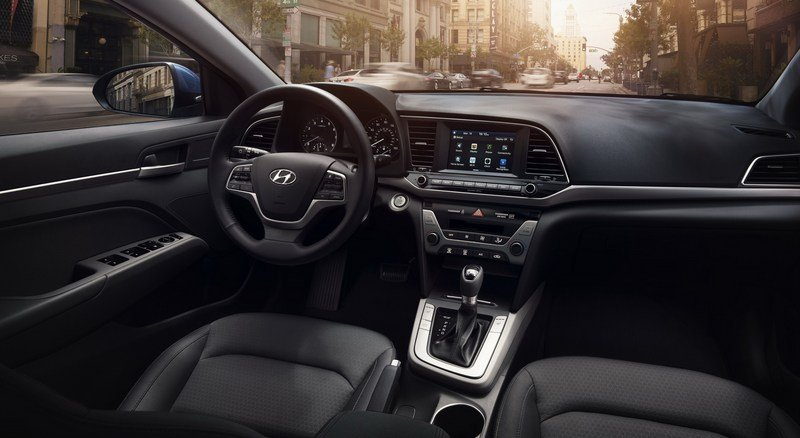 2017 Hyundai Elantra Value Edition High Resolution Interior - image 698076