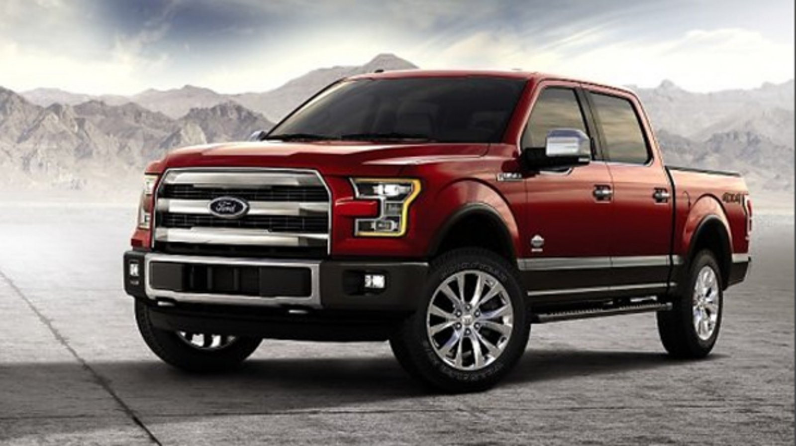 Ford Explorer Pickup >> In Depth: 2017 Ford F-150 Buyer's Guide Guide - Top Speed