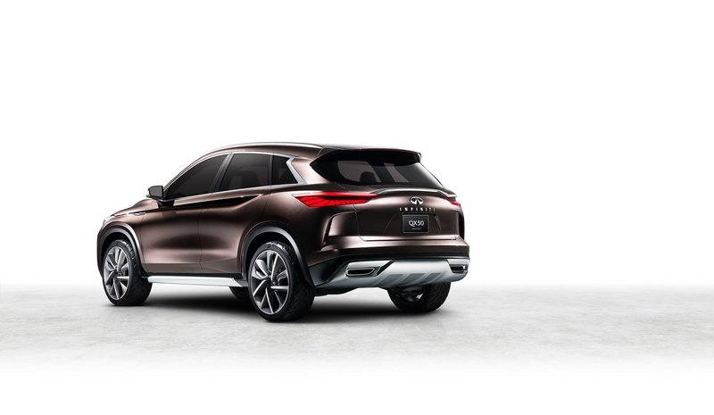 2017 Infiniti QX50 Concept Exterior Computer Renderings and Photoshop - image 699702