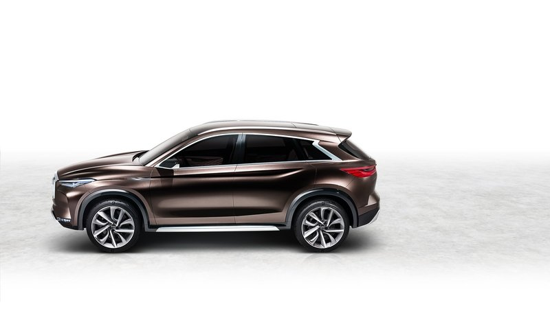 2017 Infiniti QX50 Concept Exterior Computer Renderings and Photoshop - image 699703