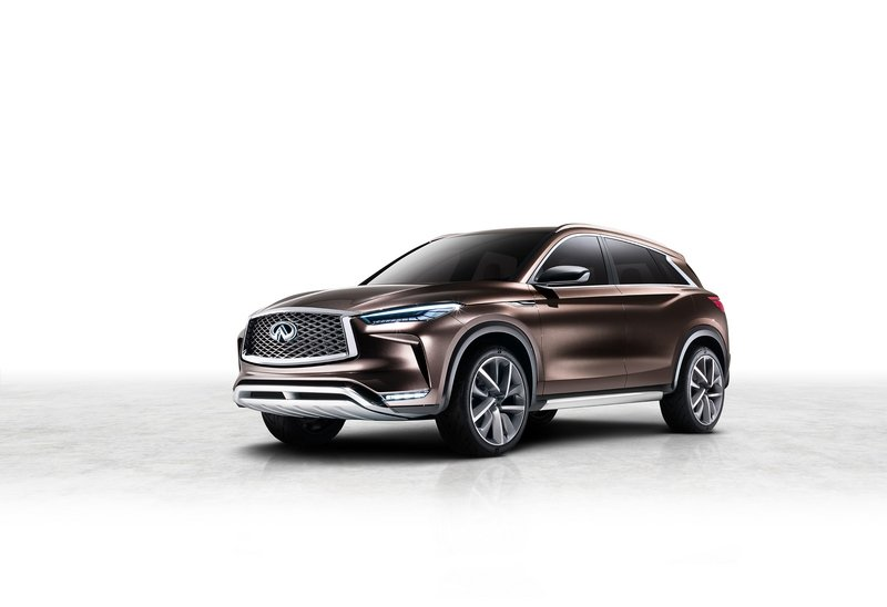 2017 Infiniti QX50 Concept Exterior Computer Renderings and Photoshop - image 699704