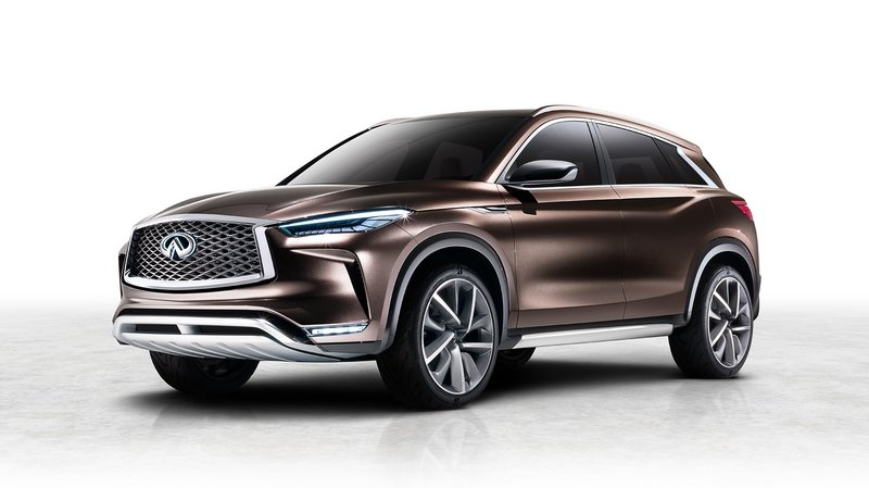 2017 Infiniti QX50 Concept Exterior Computer Renderings and Photoshop - image 699741