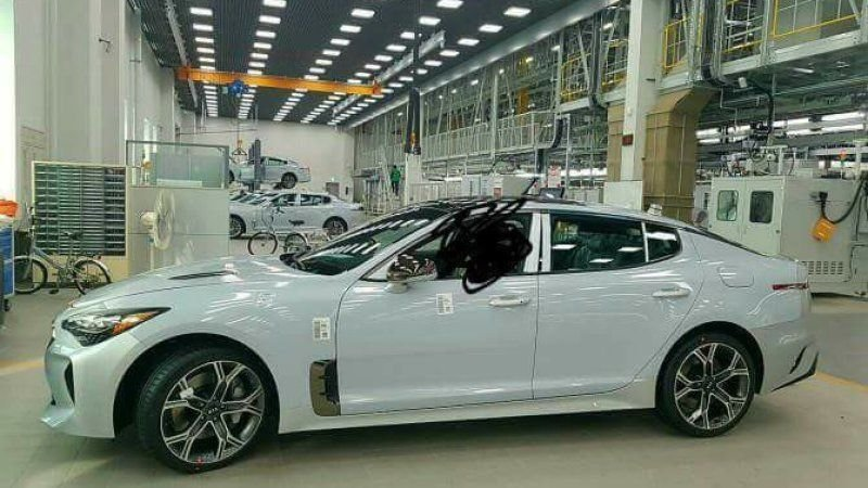 Is This A Leaked Photo Of The New Kia Fastback?
