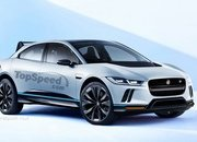 A Jaguar I-Pace SVR Will Happen, But The Question Is: When? - image 697551