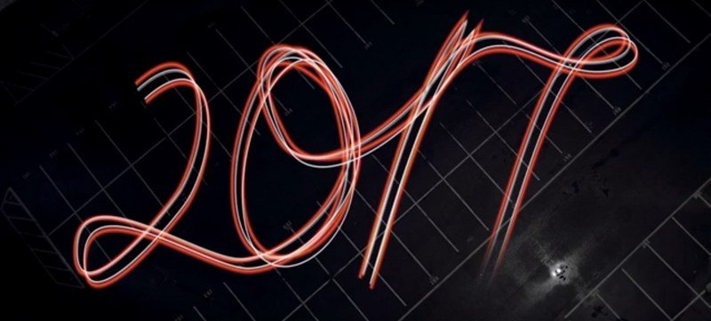 Jaguar XE Wishing You Happy New Year In A Cool Way: Video