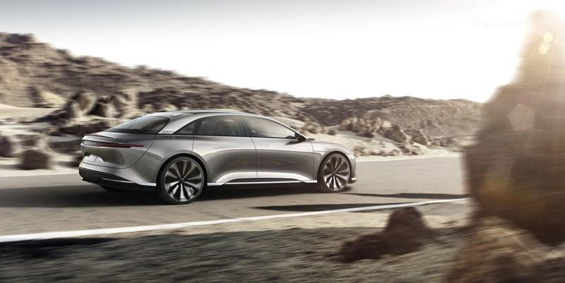 Lucid Motors Is Learning The Dark Side Of The Business The Hard Way Exterior High Resolution Wallpaper quality - image 698494