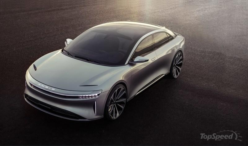 The Lucid Air Might Offer More Than 500 Miles Of Range