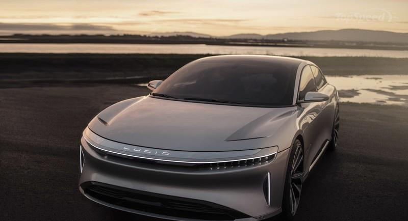 Efficiency Watch: The 500-Mile Lucid Air Has a 113 kWh Battery Pack