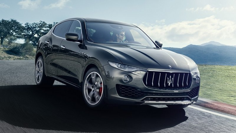 Maserati Eyeing High-Performance Levante SUV; No Plans For New Sports Car Until 2020