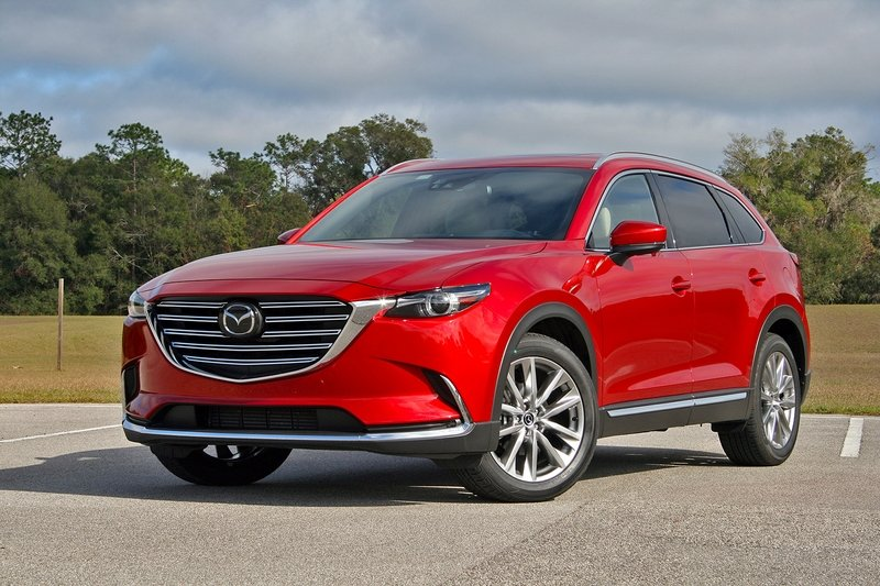 2017 Mazda CX-9 – Driven High Resolution Exterior - image 699581