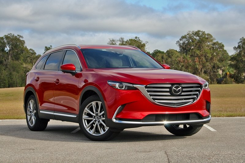 2017 Mazda CX-9 – Driven High Resolution Exterior - image 699587