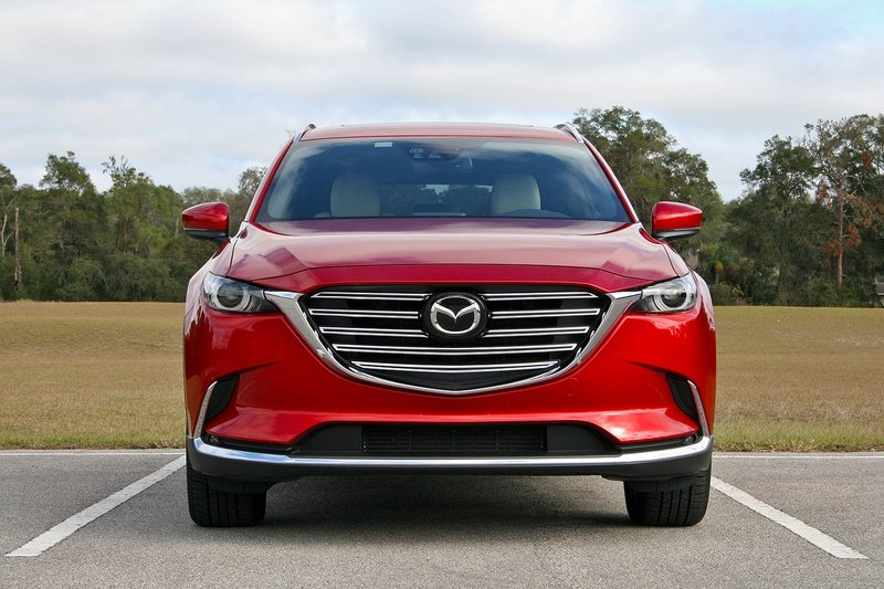 2017 Mazda CX-9 – Driven High Resolution Exterior - image 699588